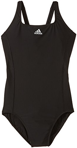 silver Donna Adidas Da Costume Essentials Nero Infinitex Bagno Intero Met black ggIwz