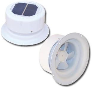 Ultra-Fab Mini Solar Plumbing Vent