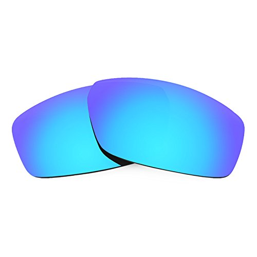 Revant Polarized Replacement Lenses for Spy Optic Dirty Mo 59mm Ice Blue MirrorShield