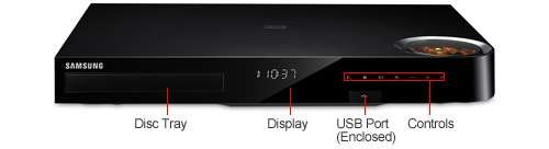 Samsung 5.1-Channel 1000W Bluetooth 3D Smart Blu-ray Home Theater System by Samsung (Image #8)