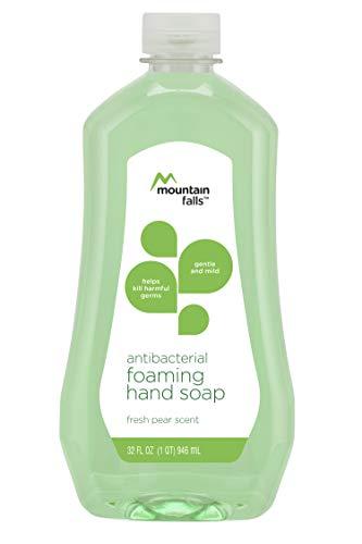 Mountain Falls Antibacterial Foaming Hand Soap Refill Bottle, Fresh Pear, 32 Fluid Ounce ()