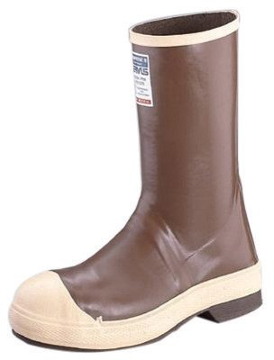 Honeywell HON22148-13 Servus By Size 13 Neoprene III Copper Tan 12'' Neoprene Boots With Neo-Grip Outsole, Steel Toe And Breathe-O-Prene Removable Insole, English, 15.34 fl. oz., Plastic, 1'' x 1'' x 1''