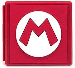 XuBa - Caja de Almacenamiento portátil para Nintendo Switch Games ...