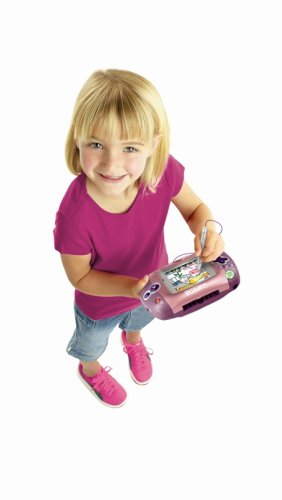 LeapFrog Leapster Learning Game System - Pink by LeapFrog (Image #2)