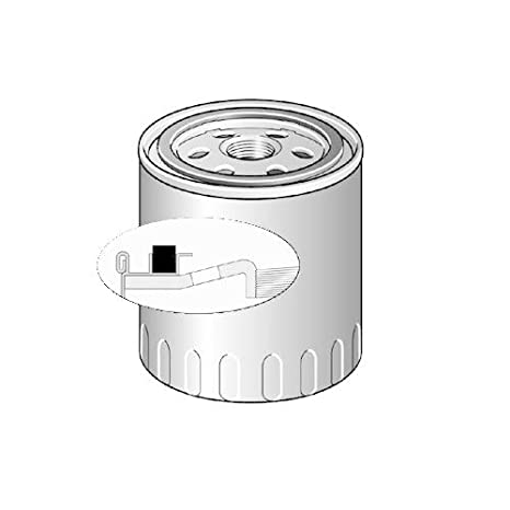 Purflux Ls880a Oil Filter Amazon Co Uk Car Motorbike