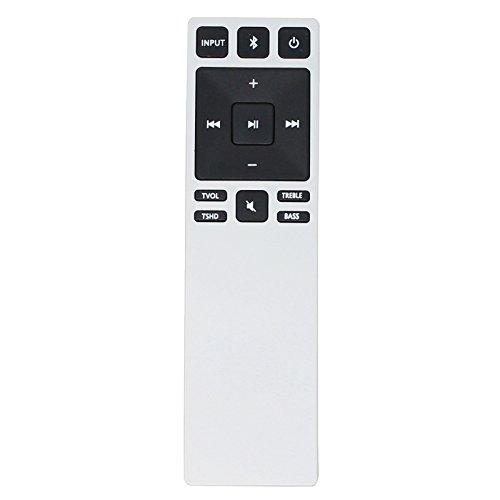 Replacement SB3830-C6M Remote Control for Vizio Sound Bar System - Compatible with XRS321C Vizio Sound Bar System Remote Control