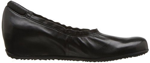 Softwalk 11 US Black Flat Wish M Black Women's 1zwxOrqU1