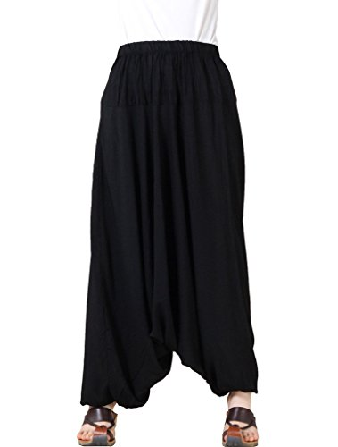 Vogstyle - Pantalón - para mujer negro