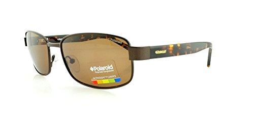 POLAROID PREMIUM Sunglasses X 4317/S 0C9o Dark Brown - Polaroid 59