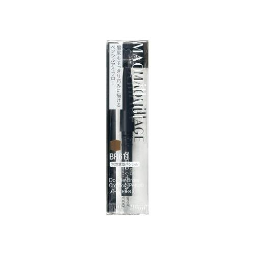- Shiseido MAQuillAGE double blow creator pencil BR611 cartridge Eyebrow 0.2g