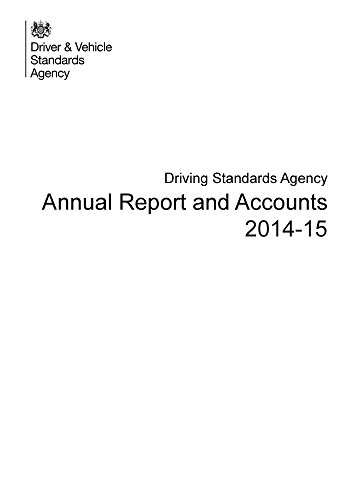 Driving Standards Agency annual report and accounts 2014-15 (House of Commons Papers)
