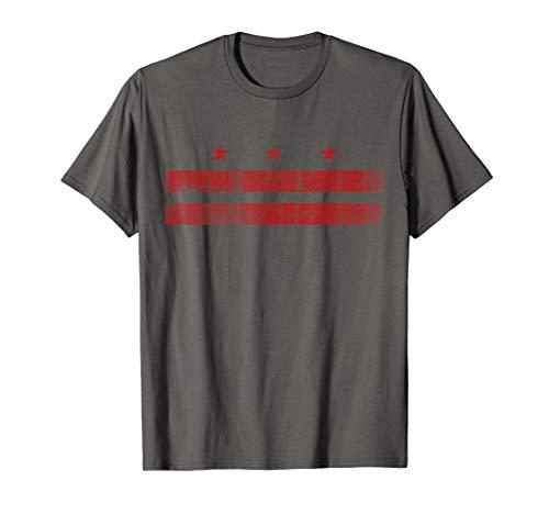 Washington D.C. Flag T-Shirt