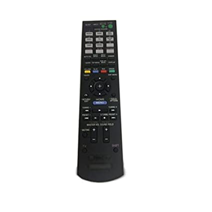 amazon com easy replacement remote control for sony strdh720 str rh amazon com Sony 7.2 Channel Receiver Sony Home Theater Receivers