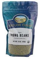 Shiloh Farms Organic Mung Beans -- 15 oz
