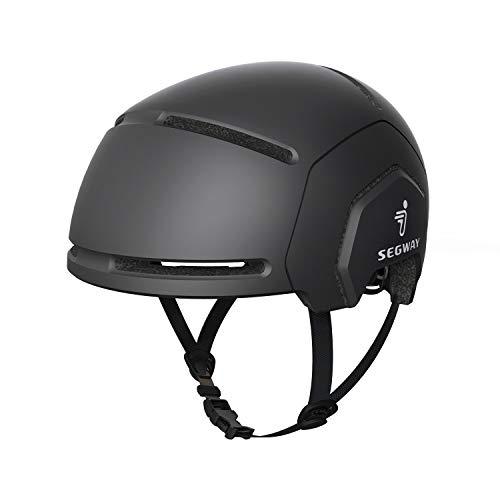 Superior Uniform Unisex Polyester - Segway Ninebot Bike Helmet, Black, CE/CPSC Certified, L/XL