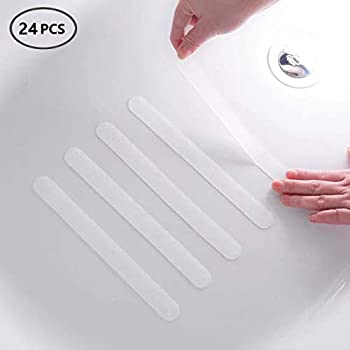 anti slip strips safety shower treads stickers bathtub non slip stickers anti. Black Bedroom Furniture Sets. Home Design Ideas
