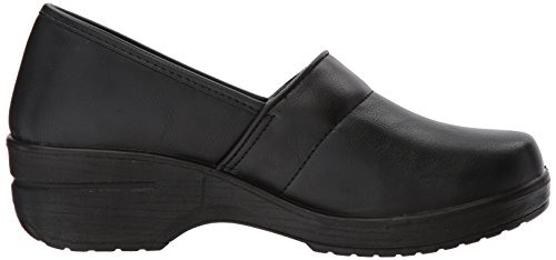 Easy Works Women's Lyndee Health Care Professional Shoe, Black, 8.5 W US by Easy Works (Image #6)