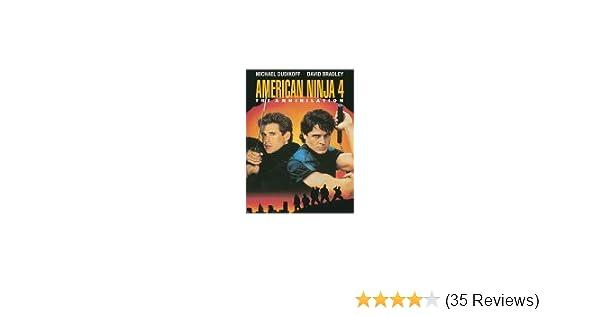 Amazon.com: American Ninja 4: The Annihilation: James Booth ...