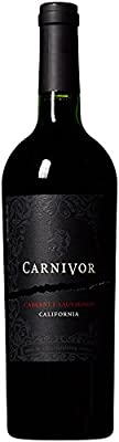 2015 Carnivor California Cabernet Sauvignon Red Wine 750mL