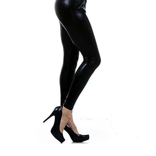 Leggings Disco Shiny Fancy Pantaloni Nero Leggings Costume Black Dress 80s Ragazze Metallico Metallic Costume Pants 70s 80s Signora Discoteca Girls 70s Ladies Costume Lucido ZvEYIwvq