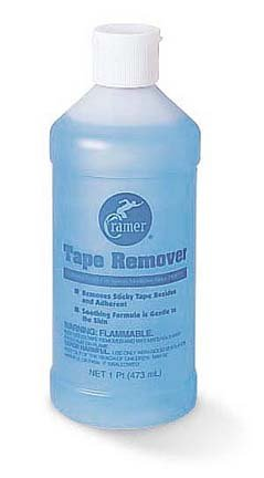 16 oz. Cramer Tape Remover Liquid - Case of 12 Bottles by Cramer