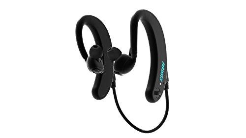 KuaiFit Sport Headphones - Heart Rate, Accelerometer, MP3, 8GB Memory, BLE, ANT+, Sweatproof, Audio Coach - Run Cycle Gym Triathlon by KuaiFit (Image #8)