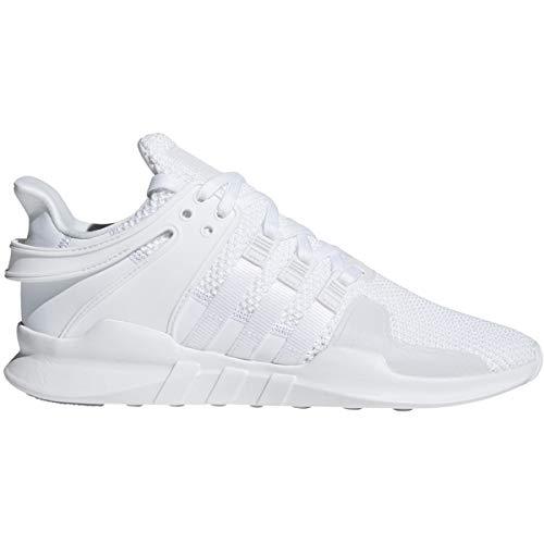 adidas Men's EQT Support Adv Running Shoe, White, 10 M US
