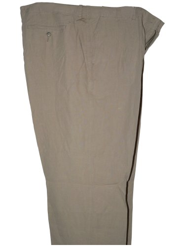 Tommy Bahama Linen For Today Pants (Color: Natural Khaki, Size 42) by Tommy Bahama
