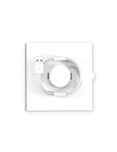 IQIYI Apple Watch Charger, Apple MFi Certified, 1.0ft(0.3M) Magnetic Charging Cable Cord for Apple Watch/iWatch Series 1/2/3 (38mm & 42mm) Portable Charger by IQIYI (Image #7)