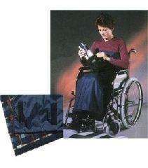 Wickeldecke für Rollstühle M