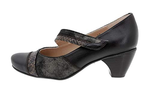 175403 Caoba Zapato Natur Cómodo Piesanto Mary Mujer jane xUWwwAq74I
