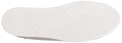 Sneaker Da Uomo Nativo Malibu Piccione Grigio / Bianco Conchiglia