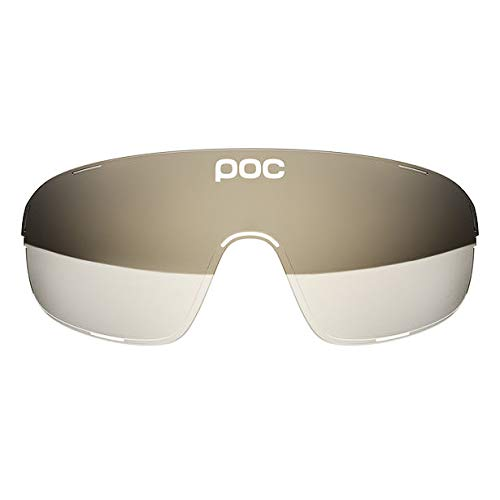 POC Crave Spare Lens, Lightweight Sunglasses, Brown/Silver Mirror by POC