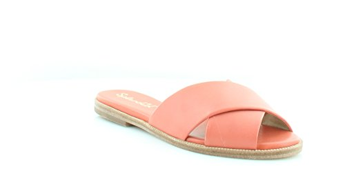 Splendid Womens SPL-Baron Slide Sandal Guava-vl zgnt4Z2aS