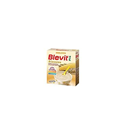 BLEVIT Plus 8 Cereales 600G + 150G GRATIS