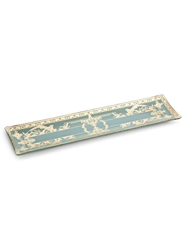 Abbott Collection 27-Palazzo/114 Slim Plate with ()