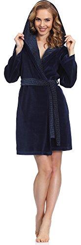 Merry Style Bata para Mujer MS965 Navy