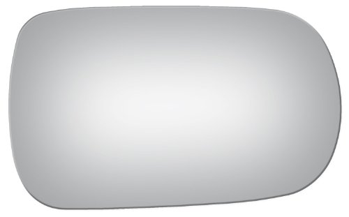 - Convex Passenger Right Side Replacement Mirror Glass for 1991-1996 Infiniti G20