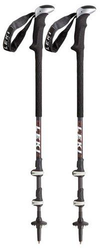 Leki Carbon TI Trekking Pole (Black), Outdoor Stuffs