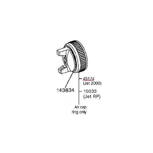 Jet Equipment Air - SATA SPRAY EQUIPMENT | AIR CAP RING F/SATA JET 2000 | SQ43174