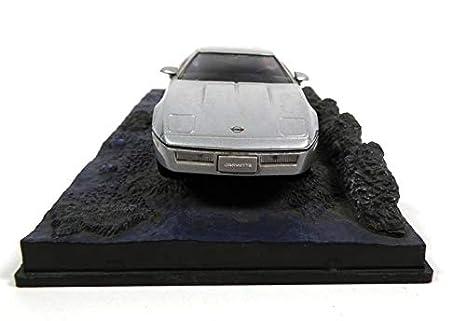 James Bond 007-1:43 Voiture Model Car DY061 Leyland Sherpa Van