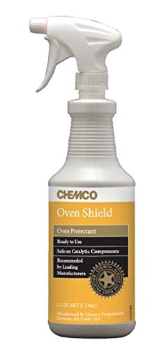 Chemco Oven Shield - Oven Protectant (Case of 6-32 Oz)
