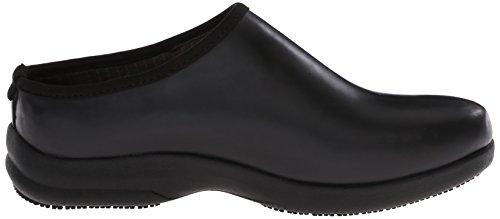 Shoe Slip Black Women's Resistant Solid Work Bogs Oliver w7tHUY