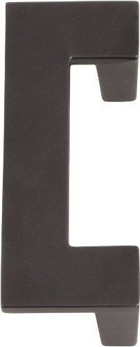 (Atlas Homewares A846-MB U-Turn PVD Modern Bronze 3.1-Inch Pull)