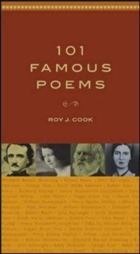 101 famous poems roy cook - 7