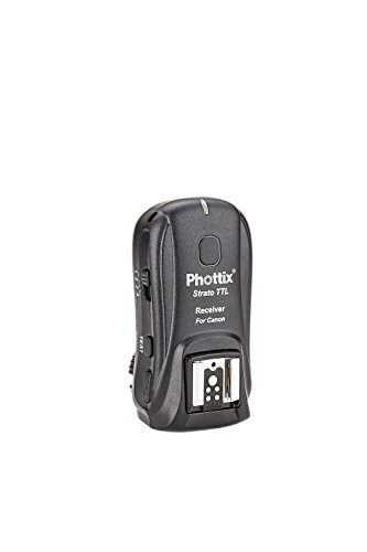 Phottix Strato TTL Wireless Flash Trigger for Canon - Receiver (PH89016) by Phottix