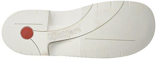 Kickers Kick Col, Botines para Mujer Marron (Marron CLAIR FUSCHIA)