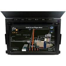 Rosen Video DSHD0850P11 2009 2011 Honda Pilot In Dash, 6.2u0026quot; Display  Multi