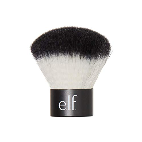 🥇 e.l.f. Kabuki Face Brush for Precision Application