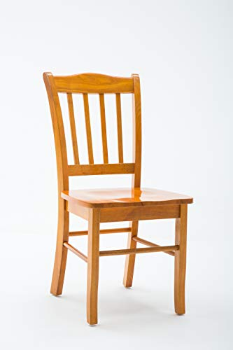 Used, Boraam 30136 Shaker Chair, Oak, Set of 2 for sale  Delivered anywhere in USA